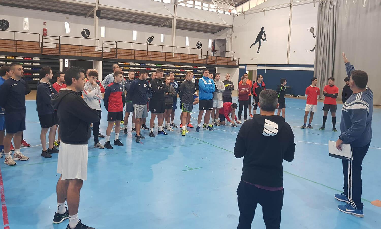 Nivel 1 Técnico Deportivo en Fútbol Sala 20/21