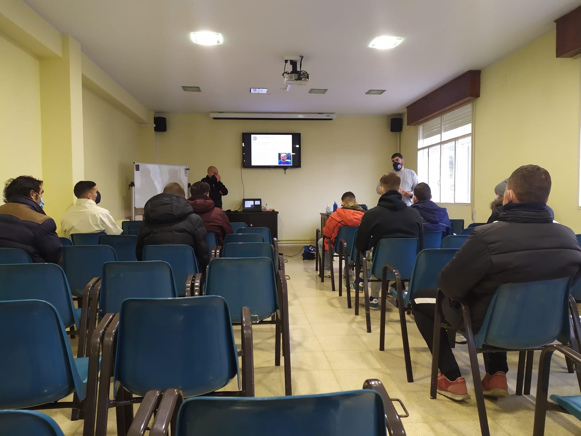 Nivel 2 Técnico Deportivo en Fútbol Ourense 20/21