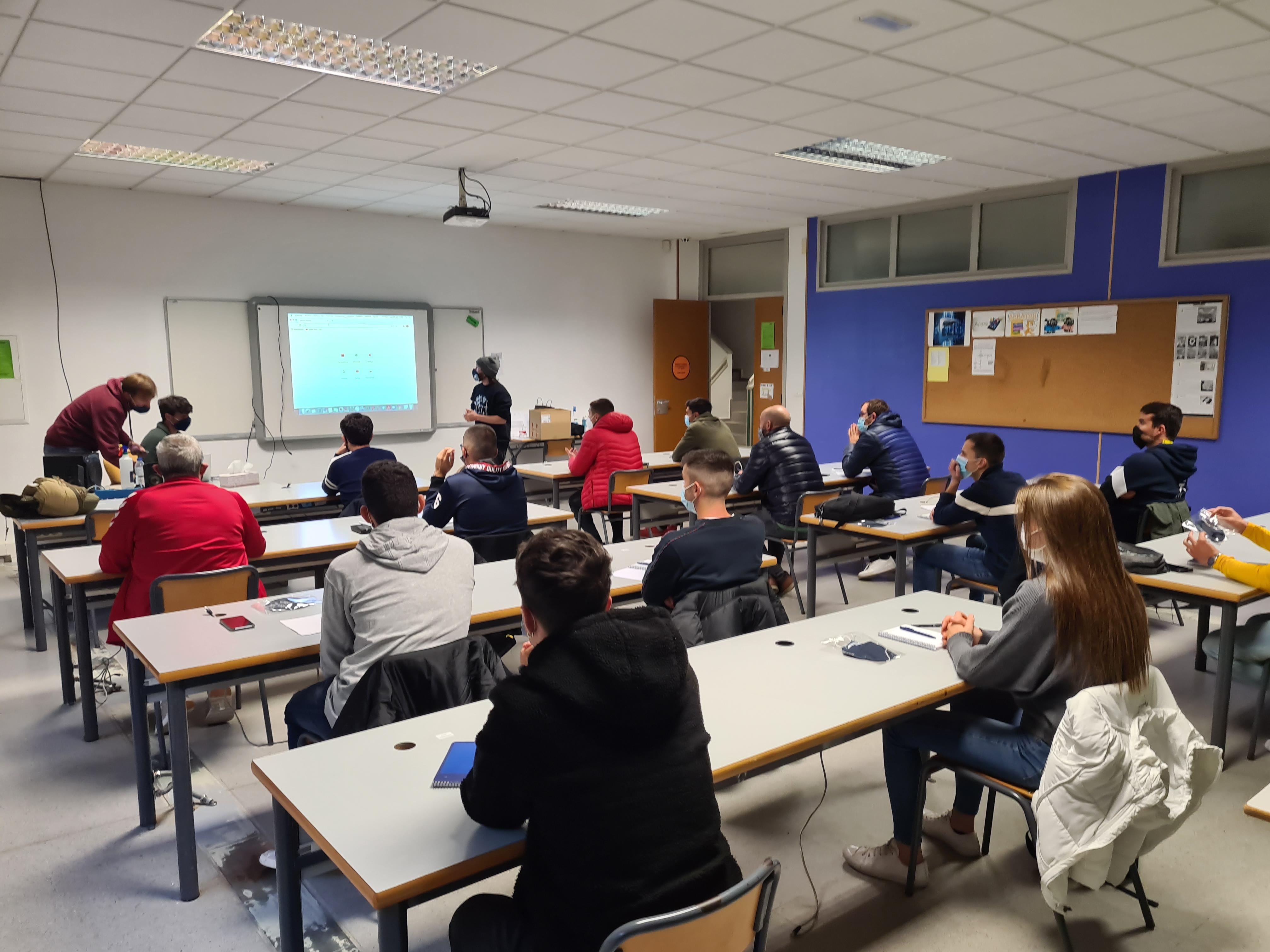 Nivel 2 Técnico Deportivo en Fútbol Lugo 20/21