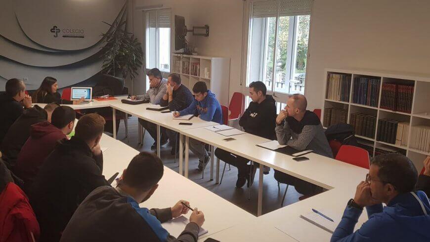 Técnico Deportivo Medio en Fútbol Sala Nivel 2